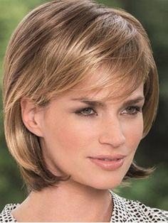 Synthetic High Quality Straight Capless Wig - Image 1