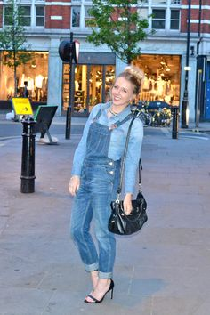 dungarees ways to wear topshop - Google Search