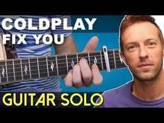 Trying to learn sasy guitar solos? Each song in this list has its own tab and demo/tutorial video so you can learn all of them on one page. Guitar Chords And Scales, Guitar Chords And Lyrics, Music Theory Guitar, Guitar Strumming, Guitar Chords Beginner, Guitar Chords For Songs, Guitar Riffs, Guitar Solo, Coldplay Songs
