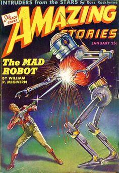 Amazing Stories (Jan 1944)