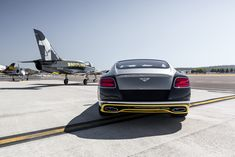 Breitling Jet Team-Themed Bentley Continental GT Speed