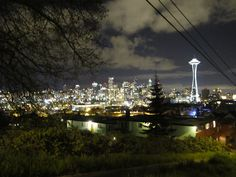 Seattle Seattle, Places, Lugares