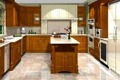 #Kitchen Design Software   Free Online Remodeling Tool