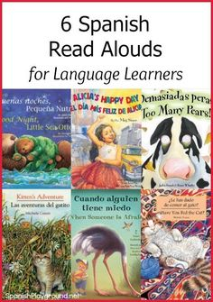 Spanish Read Aloud Books for Language Learners Spanish read aloud books are one of the easiest ways to provide input. Features of good books for language learners and 6 favorite books to read to kids. Spanish Books For Kids, Learning Spanish For Kids, Spanish Lessons For Kids, Spanish Activities, Spanish Language Learning, Teaching Spanish, Learning Italian, French Lessons, Spanish Games