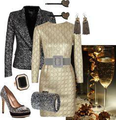 """""""NYE 2012"""" by my-pretend-closet ❤ liked on Polyvore"""