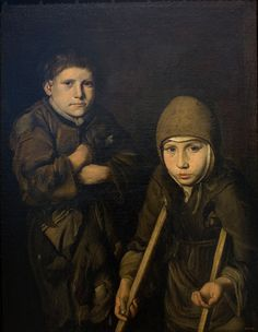 Children_Begging nal museum catalogna