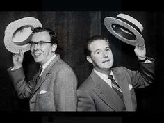 Morecambe And Wise - Boom Oo Yata Ta-Ta - YouTube Comedy Duos, Comedy Tv, British Comedy, British Actors, Morecambe, Classic Comedies, Laurel And Hardy, Bbc Tv, Funny People
