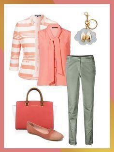 Business-Look mit Schluppen-Bluse – dein Büro-Outfit für morgen!