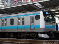 京浜東北線 E233系: funini.com