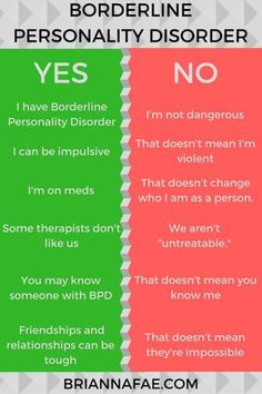 things to never say to a girl borderline personality  yes i have borderline personality disorder no i m not dangerous