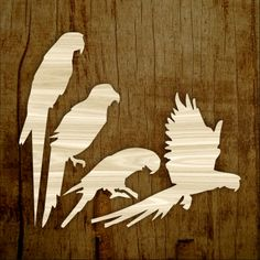Template, laser cut bird patterns. Buy this template, design, pattern.These beautiful laser cut birds, are all  laser ready.Use it for interior decor, stencils, invitations, wooden box, paper, hardboard, kids toys, puzzles, scroll saw patterns, Download vector file PDF, AI, EPS, SVG, CDR x4. Use your favorite editing program to scale this vector to any size. You can add and remove elements or personalize the design. Our templates are all tested. Free designs every day. Pay with PayPal and…