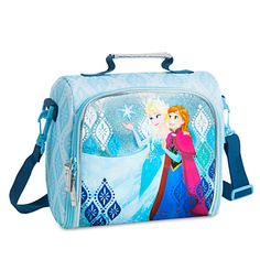 Anna and Elsa Lunch Tote | Disney Store