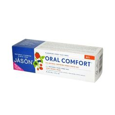 Toothpaste Oral Comfort   CoQ10 4.2 OZ *** Remarkable product available now. : Natural Beauty Care