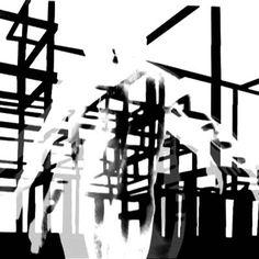 RITUS 01 FATUUS. Aus der Serie EUTOPIA. Videoinstallation. medienwerkstatt006/Markus Wintersberger 2004