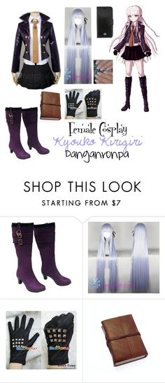 """Untitled #1003"" by lily-kun ❤ liked on Polyvore featuring Kyouko and Iphoria"