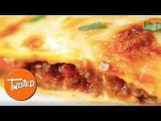 Lasagna Pockets