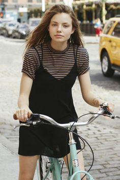 Babes on Bikes by Mylo