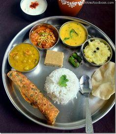 Healthy Indian Recipes, North Indian Recipes, South Indian Food, Veg Recipes, Lunch Recipes, Asian Recipes, Vegetarian Recipes, Cooking Recipes, Vegetarian