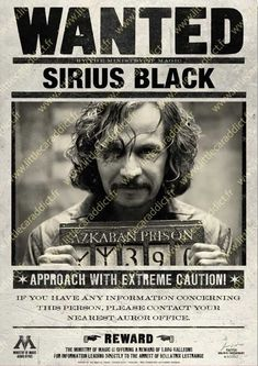 Sirius Black, Les Stickers, Ministry Of Magic, Harry Potter Room, Prisoner Of Azkaban, Piercings, Movies, Posters, Random