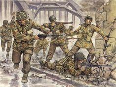 Qué planta pasó de los uniformes alemanes a los británicos en las ...