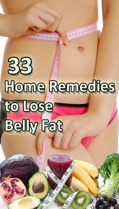 33 Home #Remedies to Lose Belly Fat : #BellyFat #LoseBellyFat #Herbs #cure…