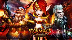 Storm Age - Free On Android & iOS - Gameplay Trailer