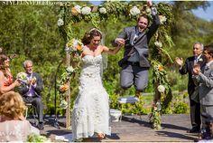 Wedding at Dana-Powers House