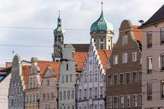 Augsburg - Maximilianstrasse #Augsburg