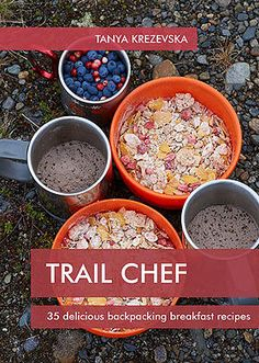 A collection of  hiking recipes and backpacking food ideas. Find quick and easy meal recipes for your next trail!