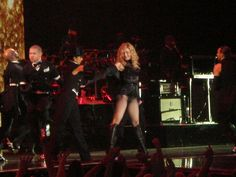 Sticky And Sweet World Tour #Madonna Manchester, 2009 #music