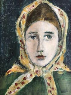 Immigrant Portrait
