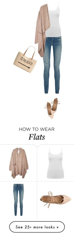 """cute flats"" by divacrafts on Polyvore featuring Yves Saint Laurent, M&Co, Style & Co., women's clothing, women, female, woman, misses, juniors and Original"
