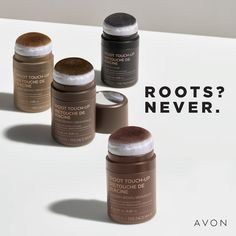 Discover the AVON X The Face Shop Root Touch-Up Reddish Brown. Cover those greys like a pro with this easy to apply root touch up. Root Touch Up Powder, Chi Hair Products, Beauty Products, Sculpting Gel, Hair Puff, Oil Shop, The Face Shop, Fuller Hair, Avon Online