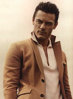 1000+ images about Luke Evans on Pinterest