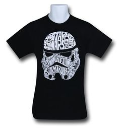 Star Wars Code of the Trooper 30 Single T-Shirt