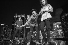 Behind the scenes of the #PerfectMusicVideo!