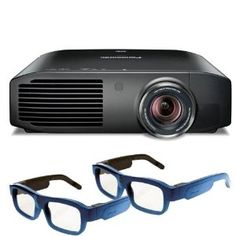 b2327956747 Black Friday 2014 Panasonic Full HD Home Theater Projector 2 Pairs of Xpand  Glasses (Blue) from Panasonic Cyber Monday. Black Friday specials on the  season ...