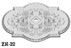Victorian-23-inch-Rectangular-Plaster-Ceiling-Medallion-(ZK-20)
