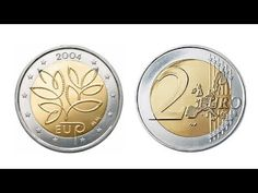 Le 2 EURO che valgono una FORTUNA! - YouTube Coins, Personalized Items, Youtube, Old Coins, Home, Coin Collecting, Tips, Rooms, Youtubers