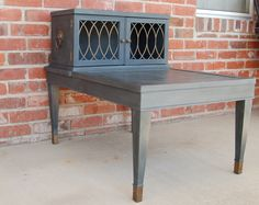 You'll never believe what this looked like before! #furniture #rescue