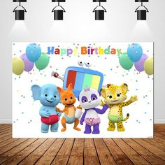 Animals Word Party Theme Physical Backdrop Background Poster Banner Custom Photography Photo Vinyl Children Birthday Party Decoration Animals Word Party Theme Physical Backdrop Background Poster Banner Custom Photography Photo Vinyl C Pink Party Decorations, 1st Birthday Party Decorations, Birthday Backdrop, Birthday Ideas, Baby Boy 1st Birthday Party, First Birthday Parties, Party Background, Backdrop Background, Twins 1st Birthdays