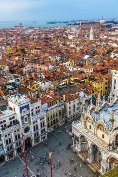 Venice ~ Amazing view!