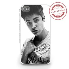 iPhone 4/4S iPhone 5/5S/5C Justin Bieber iPhone by AttitudeCases, £10.99