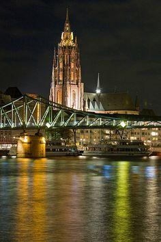 Frankfurt+ohne+Hochhäuser