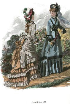 1875 June fashion plate