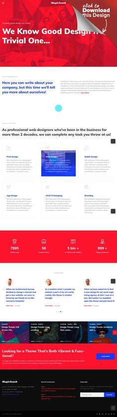 Tema de WordPress para Sitio de Entretenimiento Plantillas para CMS ...