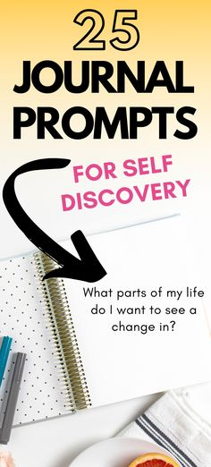 Are you feeling lost in your life right now? Or you find it difficult to make life-changing decisions? This could be a sign that you need to take some time to learn about yourself and there's no better way to do it than to use journal prompts for self discovery. #journalprompts Feeling Lost, How Are You Feeling, Positive Thinking Tips, Feeling Inadequate, Know Who You Are, Transform Your Life, Day Of My Life, Self Improvement Tips, Be True To Yourself