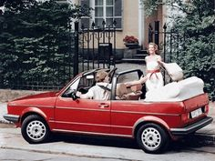 Golf 1 Cabriolet, Vw Golf Cabrio, Vw Mk1, Car Volkswagen, Convertible, Vw Classic, Buggy, Car Advertising, Performance Cars