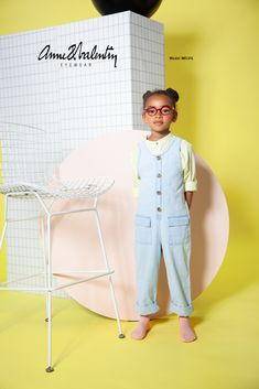 Anne et Valentin Eyewear - SUPERKIDS - KID Model MELVIL