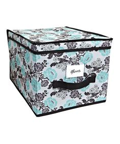 Take a look at this St. Germain Glacier Large Storage Box by Laura Ashley Home on #zulily today!